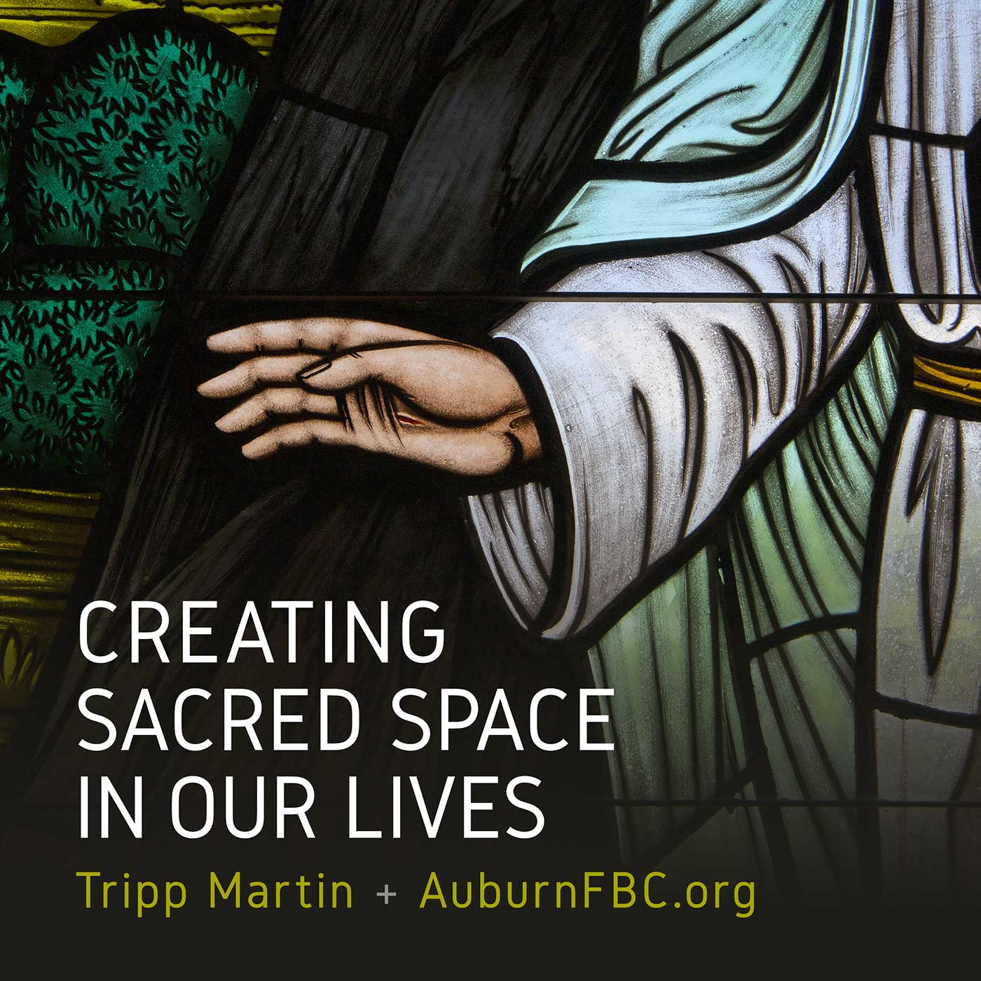 Creating Sacred Space in Our Lives